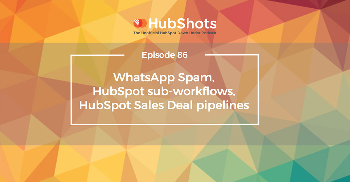 HubShots Episode 86